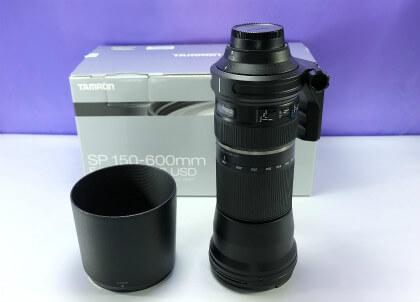 Tamron 150-600mm VC の画像です