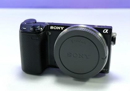 SONYコンパクトデジタルカメラNEX-5Tの画像