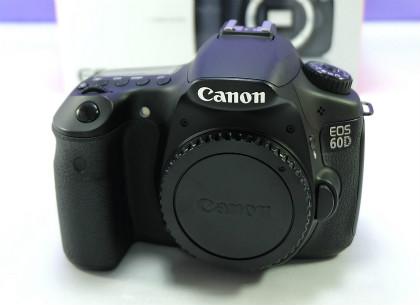 CANONデジタル一眼 EOS 60D の画像