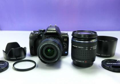 OLYMPUS 一眼レフカメラ E-620 の画像